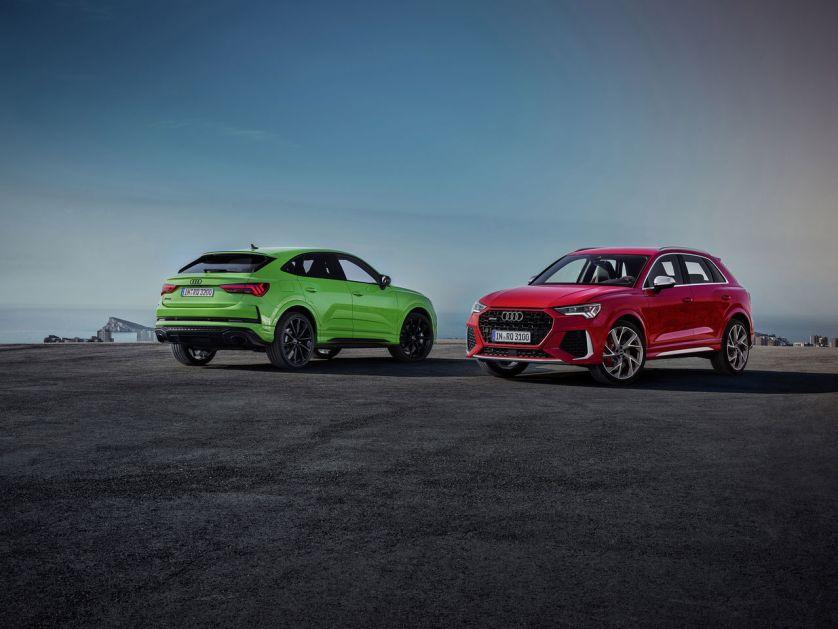 Audi RS Q3 und Audi RS Q3 Sportback