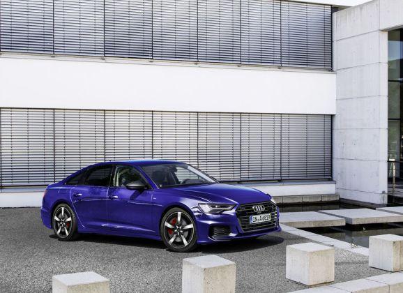 Elektrisierende Oberklassen-Limousine: Der Audi A6 55 TFSI e quattro