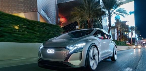Mobilität wird smart und individuell: Audi auf der CES 2020