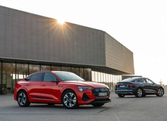 SUV-Coupé für die e-tron-Familie: Der Audi e-tron Sportback
