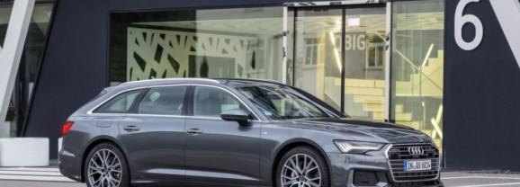 Qualität hat vier Ringe und vier Buchstaben: Audi