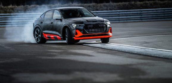 Audi quattro setzt Maßstäbe im Zeitalter der Elektromobilität