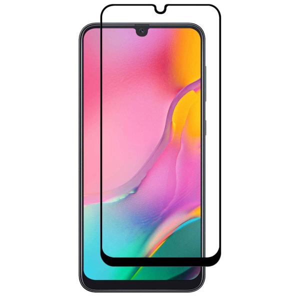 Защитное стекло Full Glue Samsung Galaxy A50