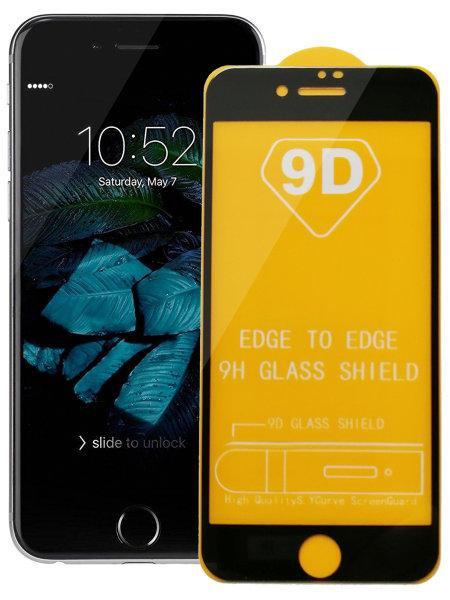 9d стекло iphone 7 черное