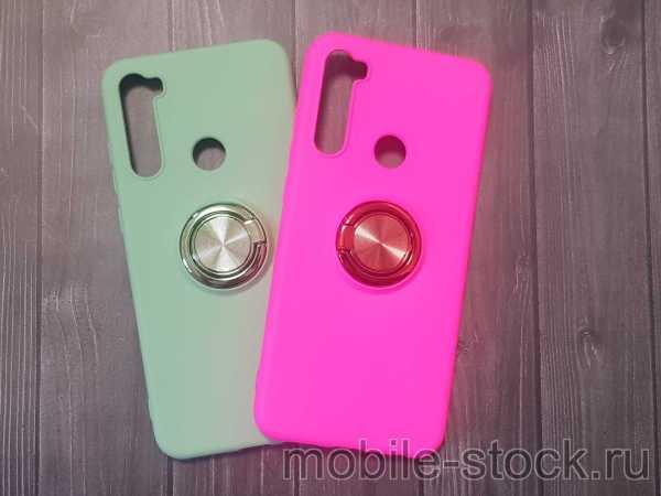 Яркий чехол для Xiaomi Redmi Note 8T