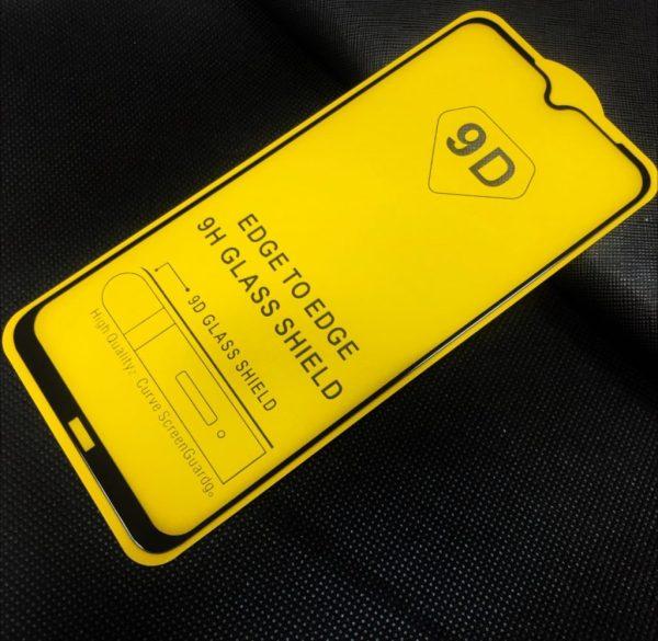 Стекло 9D Xiaomi redmi Note 8T