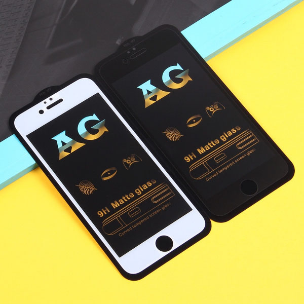 Матовое защитное стекло 5D Full Glue AG для iPhone 6 | iPhone 6S