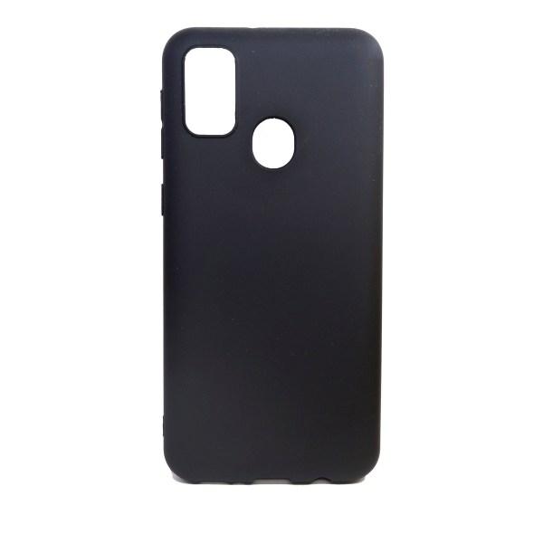 Чехол силиконовый для Samsung Galaxy M21 | M30S чёрный