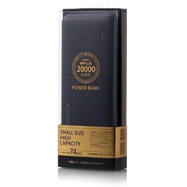 Remax Linon 2 RPP-136 20000mAh
