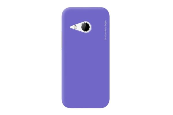Чехол Deppa Air Case для HTC One mini 2 фиолетовый