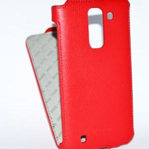 Флип-кейс Armor для LG G Pro 2 красный