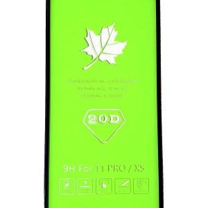 Защитное стекло для смартфона Apple IPhone X/Xs/11 pro с закруглёнными краями