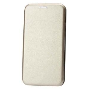 Чехол-книжка Fashion Case для Nokia 5.1 золотой