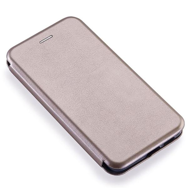 Чехол-книжка Fashion Case для Nokia 4.2 серый