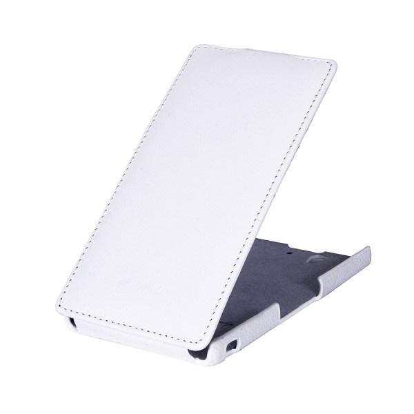Флип-кейс Melco для Sony Xperia V белый