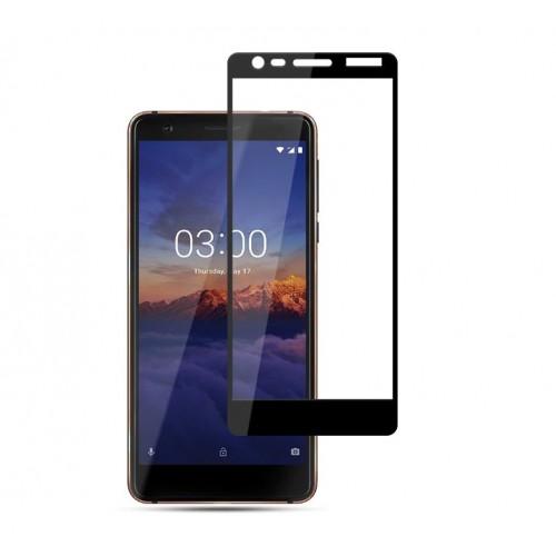 Защитное стекло 5D Full Glue для Nokia 3.1