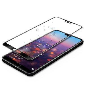 Защитное стекло 5D Full Glue premium для Huawei P20 Pro