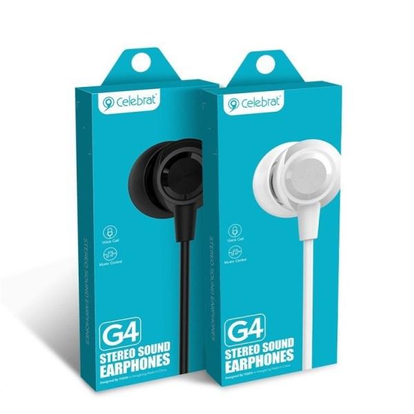 Наушники Stereo Sound Celebrat G4