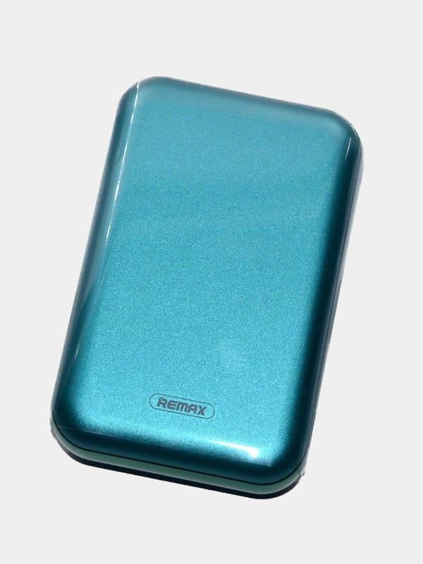 Портативный аккумулятор Remax RPP-26 10000 мАч зеленый