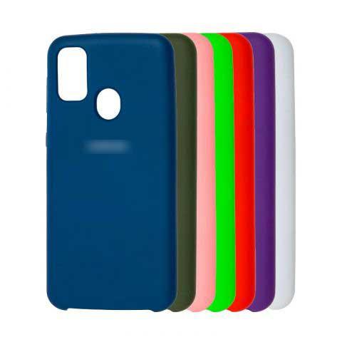 Накладка Soft Touch для Samsung Galaxy M30S / M21