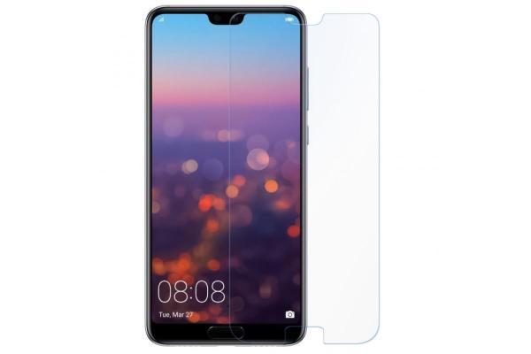 Защитное стекло прозрачное 2D для Huawei P20 Pro
