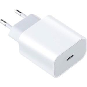 Сетевое зарядное устройство для iPhone 11 | XR c разъёмом Type-C 20W