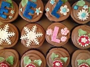 Cupcake-Schoko