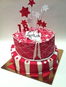 Torte-2Stock-rotweißeSterne