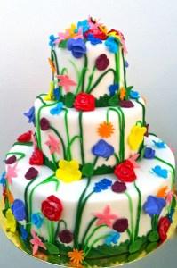 Torte-3Stock-bunter-Bluetenzauber2