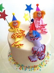 Torte-Clowns