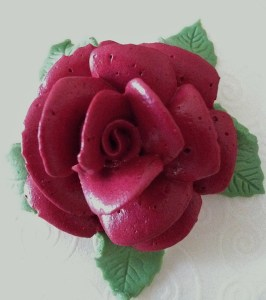 Torte-mini-Rose-Bluete