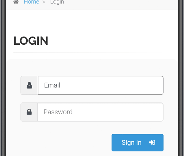 4 Login And Start Monitoring The Phone