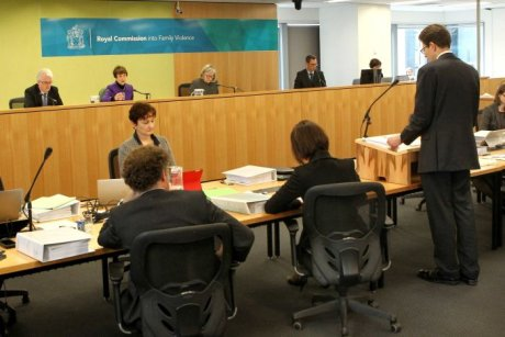 Opening of Royal Commission