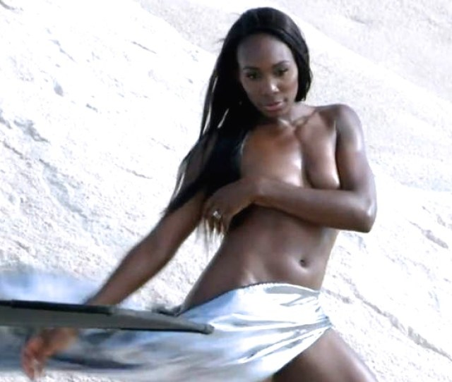Venus Williams In A Bikini In Pictures She And Her Four Older Sisters Became Witnesses After