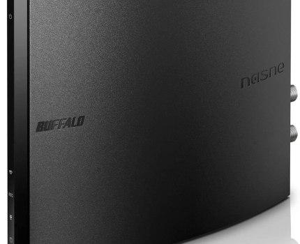 遂に発売!BUFFALO製「nasne NS-N100」29,800円ストレージは最大8TB対応
