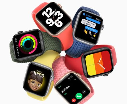 ahamo,povo,LINEMOはApple Watchのセルラー非対応