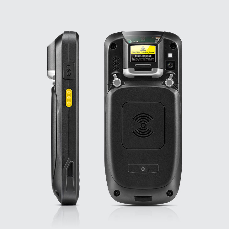 C6000 Android Rugged Mobile Computer - NFC, 2D BarCode
