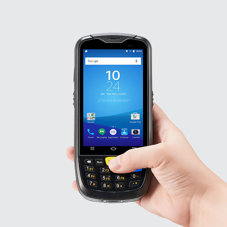 C6000 Android Rugged Mobile Computer - scanner NFC & 2D BarCode