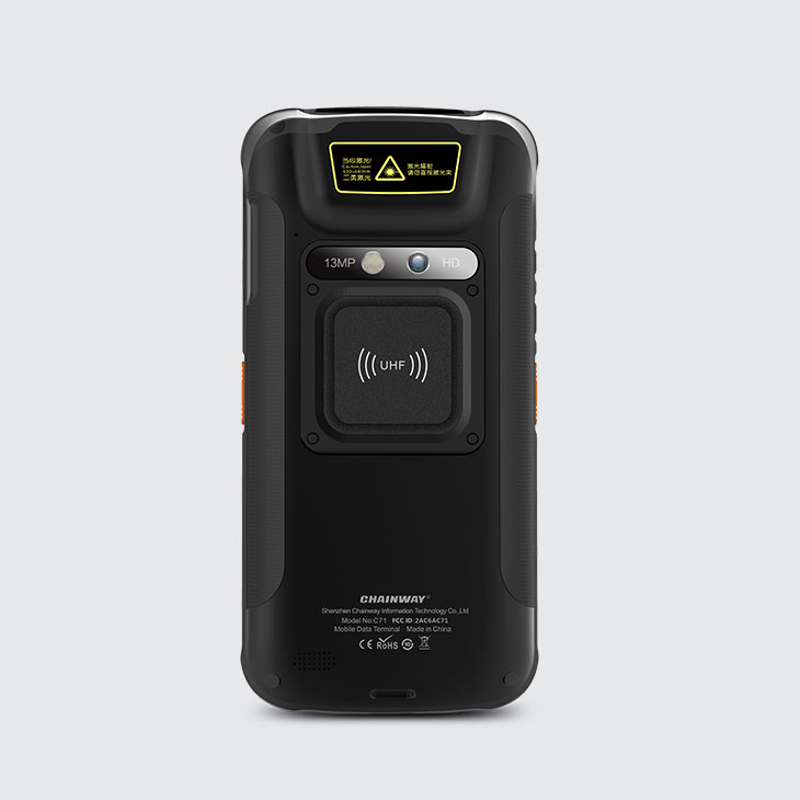 C71 - Android Industrial Mobile Computer RFID UHF