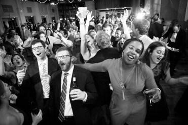 Everybody on the dance floor