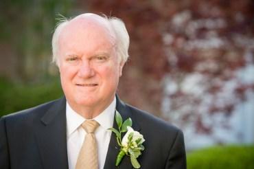 Distinguished groom portrait
