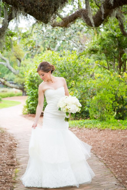 Bride at Marriott Grand Hotel