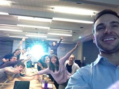 """Obligatory class """"selfie"""""""