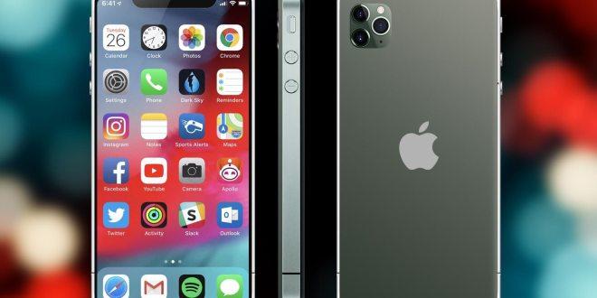 iphone-12 mock iphone 12