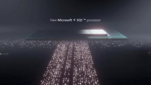 microsoft-sq1 microsoft surface october 2019 event