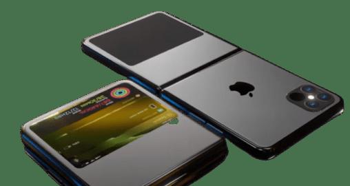 Apple flip phones