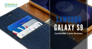 Samsung Galaxy S9 Cardholder Cases