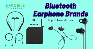 Bluetooth Earphone Brands