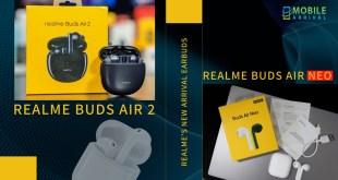 Realme Buds Air 2 & Neo