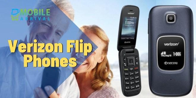Verizon Flip Phones